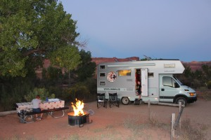 Notre camp...