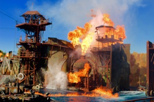 Spectacle de Waterworld